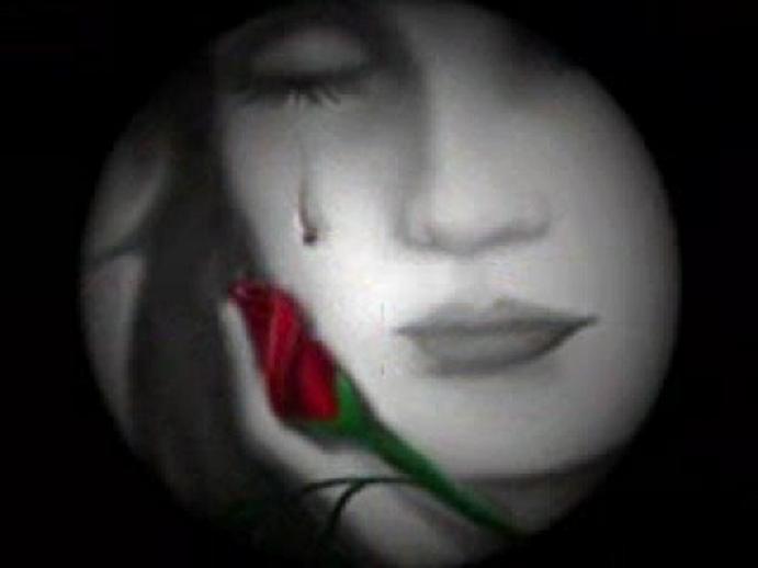 lacrime nel buio