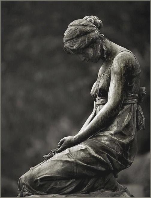 pianto di donna
